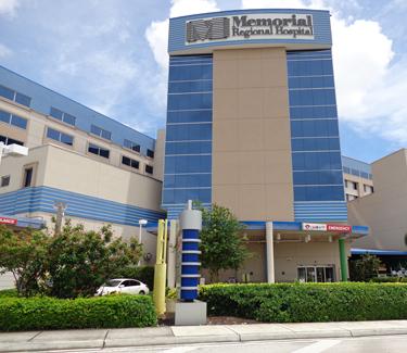 Memorial regional hospital